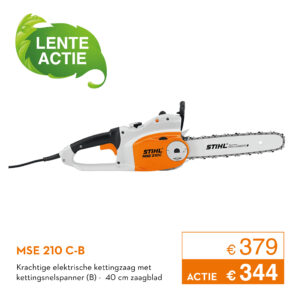 Elektrische Kettingzaag MSE 210