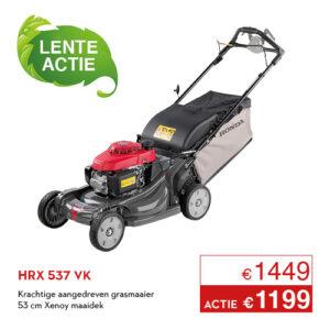 HRX 537 VK