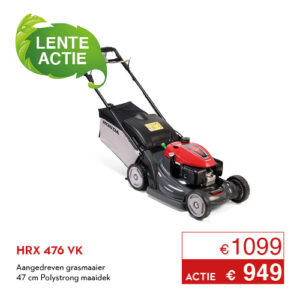 HRX 476 VK