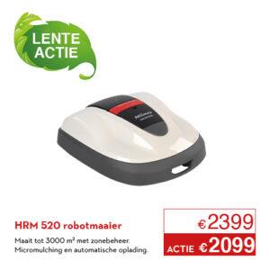 Robotmaaier HRM 520